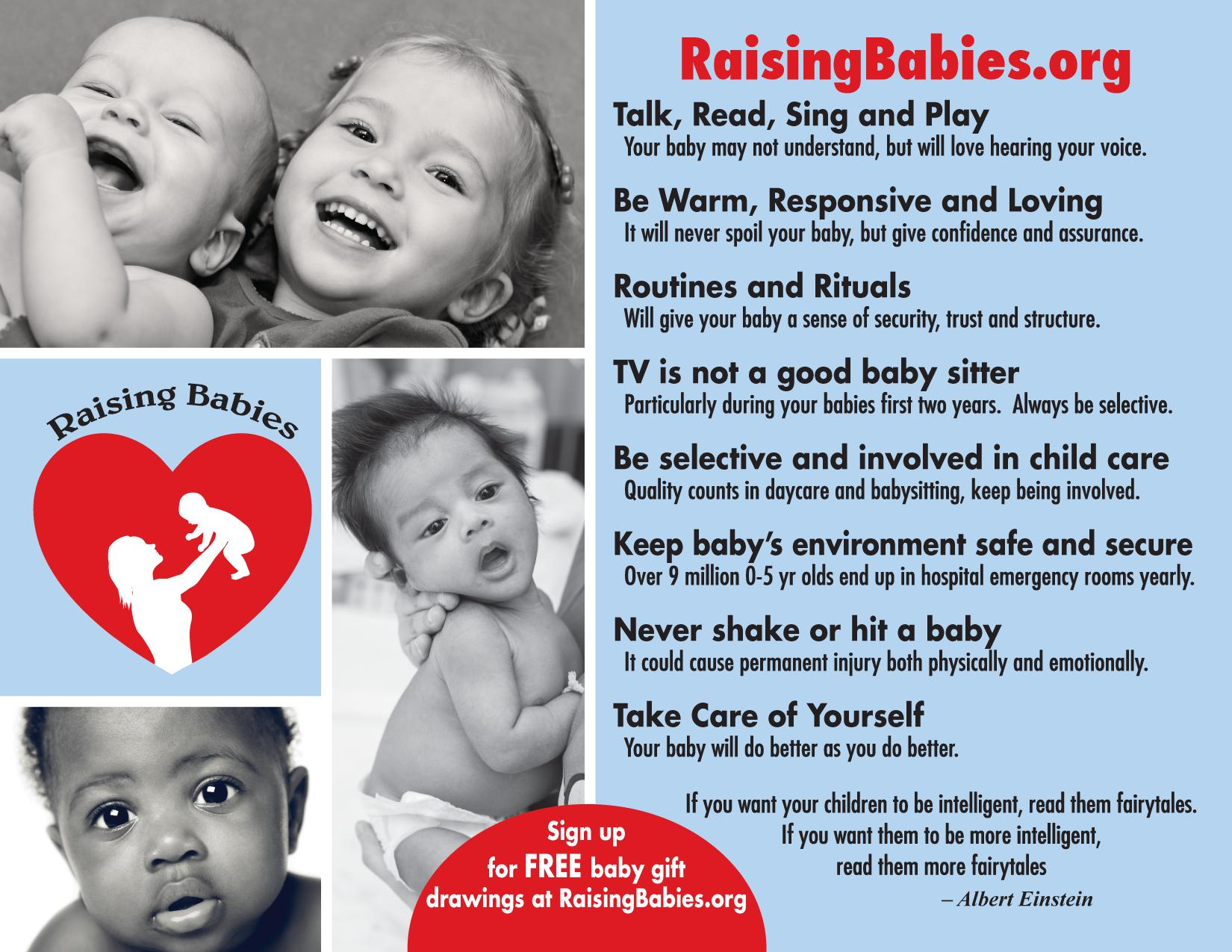 Click for Raising Babies Packet